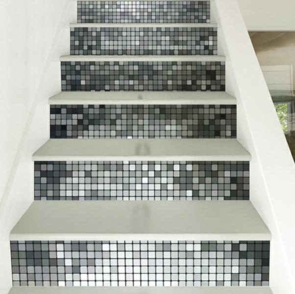 Treppenfolie T57