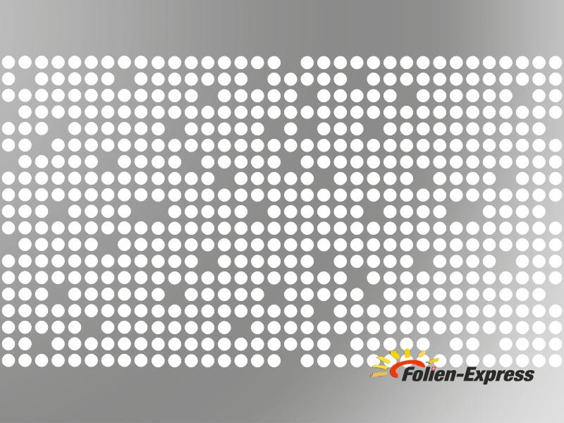 Sichtschutzfolie R-501 Detail