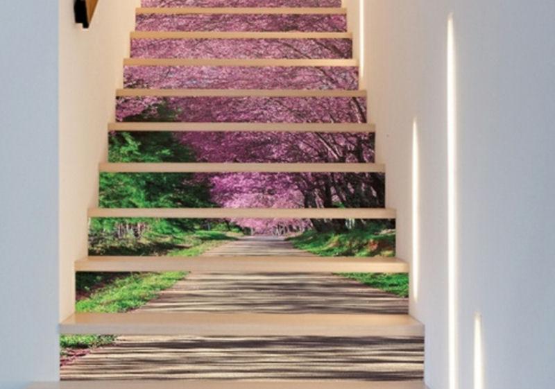 Treppenfolie T54