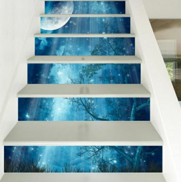 Treppenfolie T56