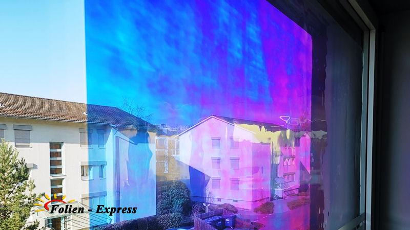 Sichtschutzfolie B45 Rainbow