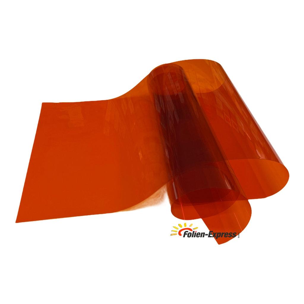 Lampenfolie Orange
