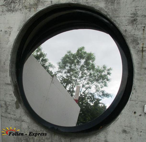 Spiegelfolie mit Sicherheitsfunktion B60